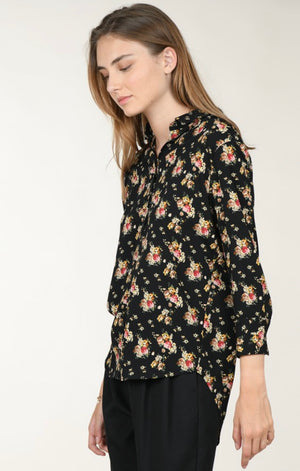Melody English Rose Button Down
