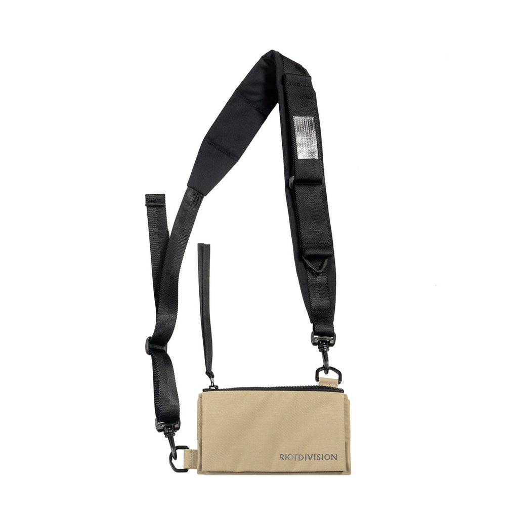 RIOTDIVISION Wallet With Strap RD-WV2WS SAND