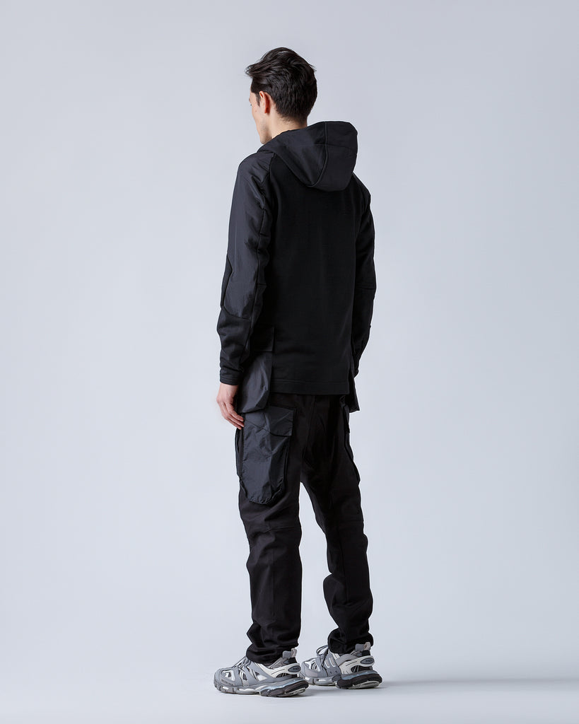 Riot Division 4 Nylon Pockets Pants [SS19] RD-4NPP[SS19] BLACK