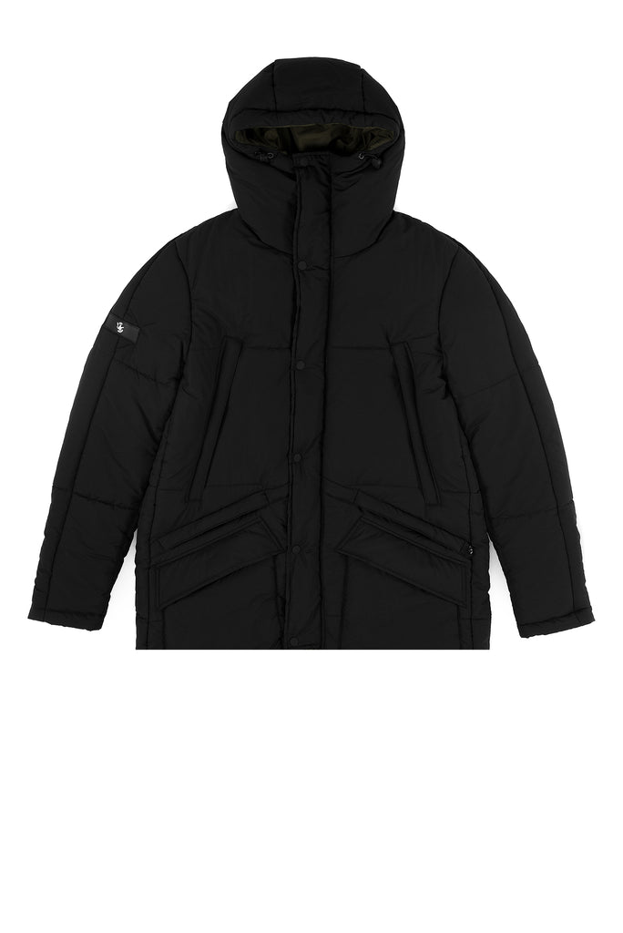 Riot Division -30 Winter Jacket RD-30WJ BLACK