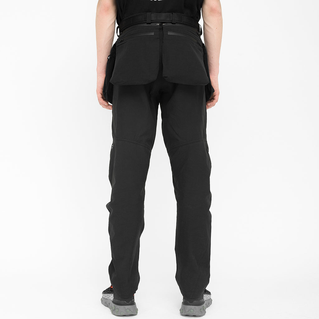 Samurai Pockets Pants Gen 2.0 RD-SPPG2.0 BLACK