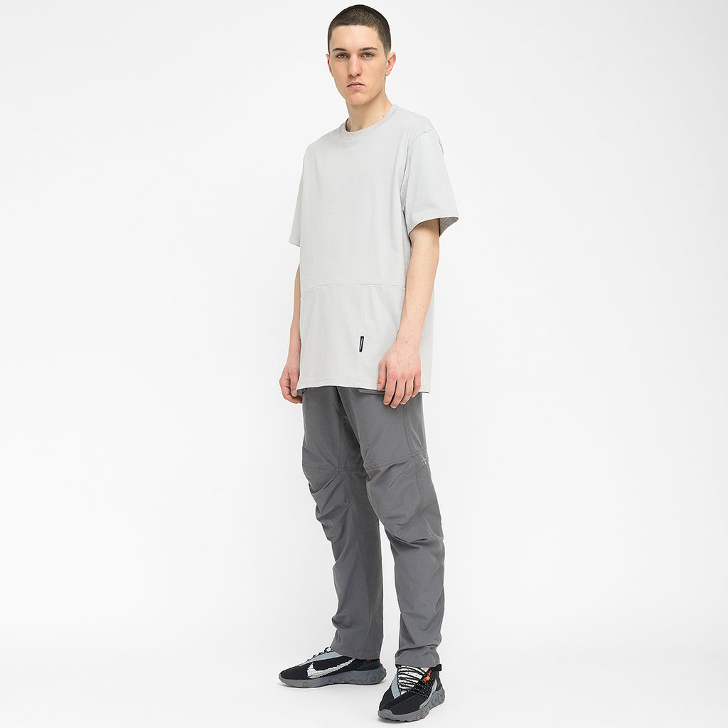 Wide T-shirt RD-WT GREY