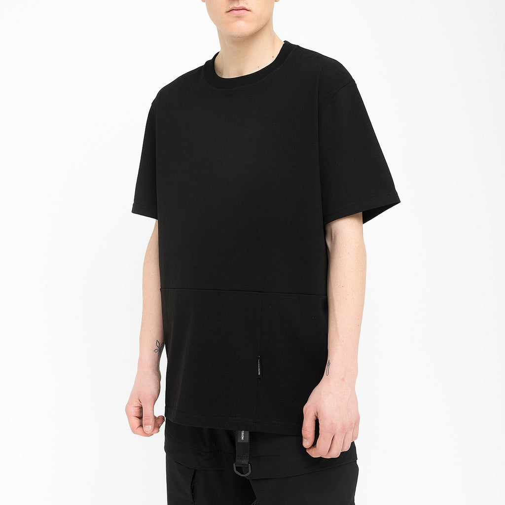 Wide T-shirt RD-WT BLACK