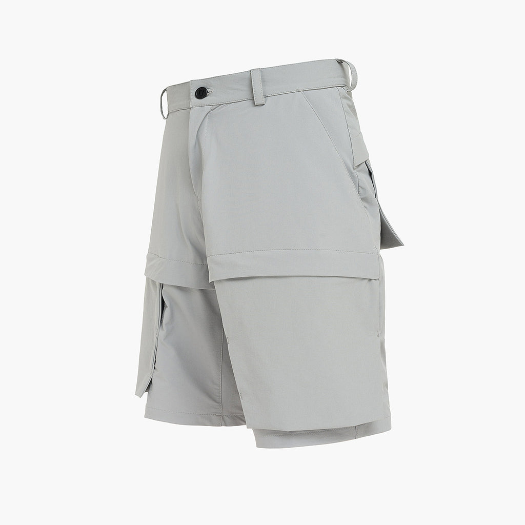 Particle Shorts 020 RD-PS020 GREY