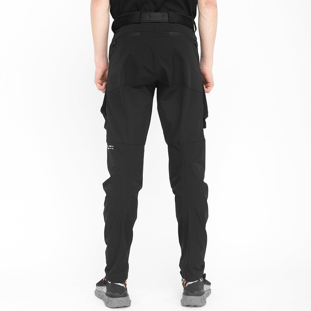 2 Pockets Pants Modified 020 RD-2PPM020 BLACK