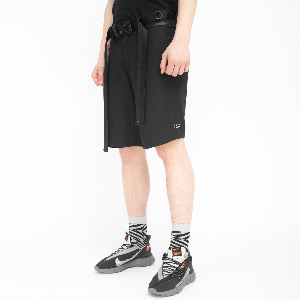 Samurai Pockets Shorts Gen 1.0 RD-SPSG1.0 BLACK