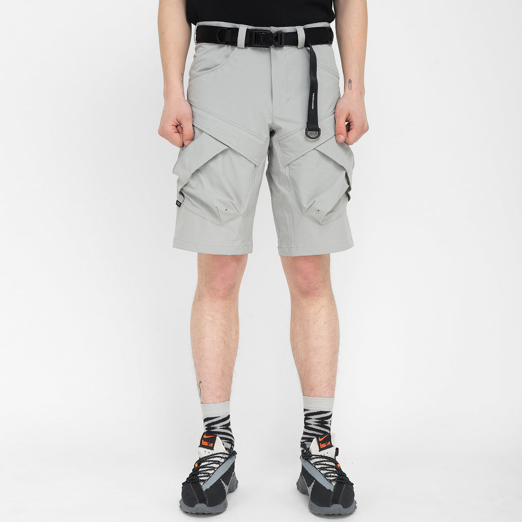 2 Pockets Shorts Modified 020 RD-2PSM020 GREY
