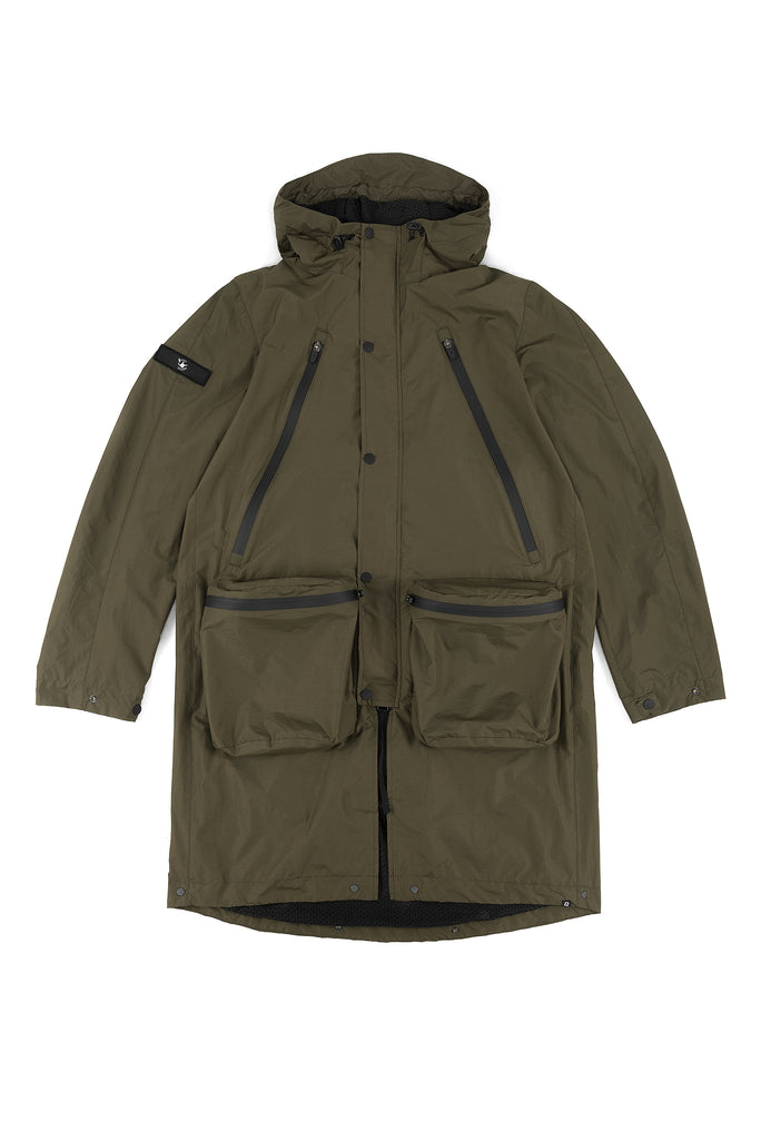 Riot Division Wrapping Parka 3/5 Gen RD-WP3/5G KHAKI