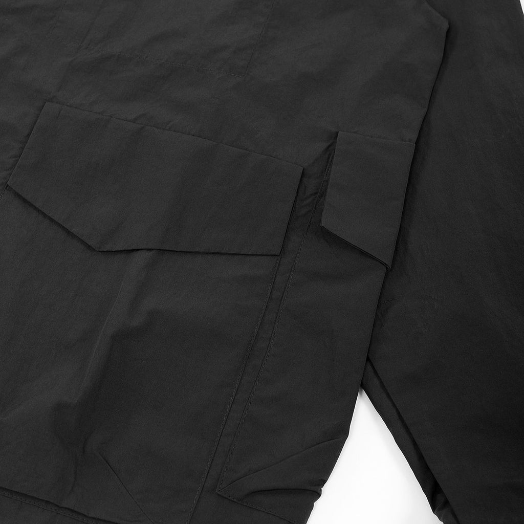 Multi Pocket Common Shirt 021 RD-MPCMNS021 BLACK