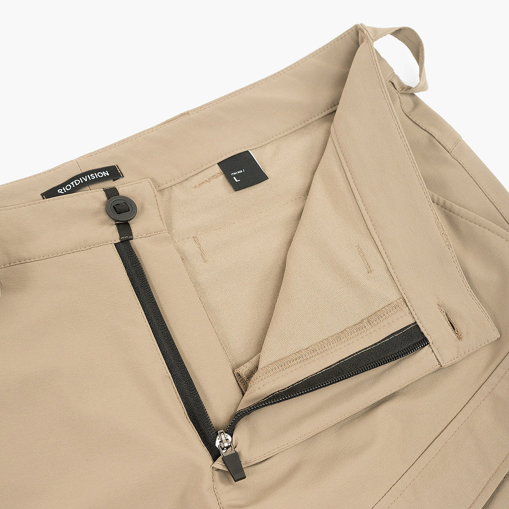 2 Pockets Pants 021 RD-2PP021 SAND