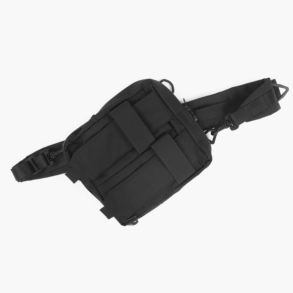 2 Cell Tactical Bag RD-2CTB BLACK