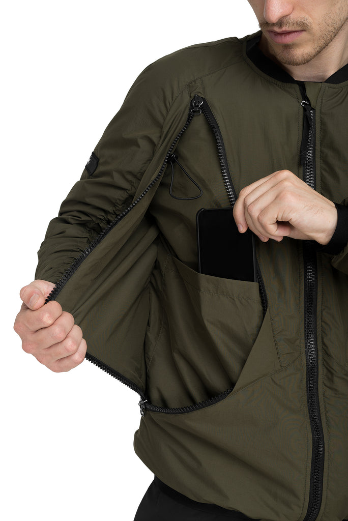 Riot Division Urban Bomber Insulated RD-UBI KHAKI