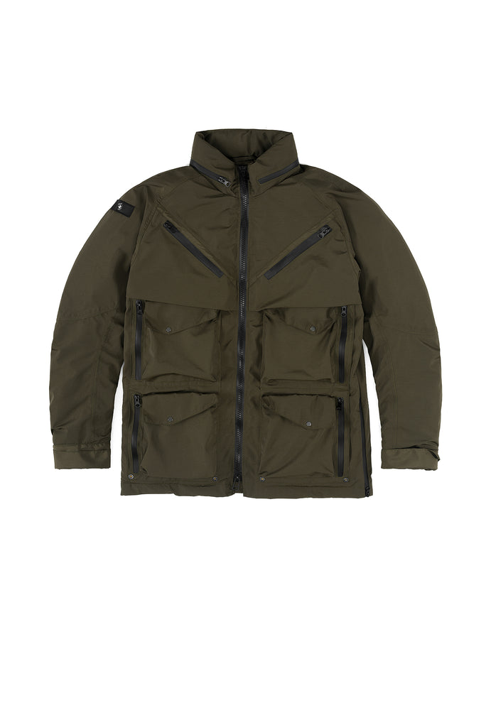 Riot Division M65 Insulated RD-M65I FW18 KHAKI