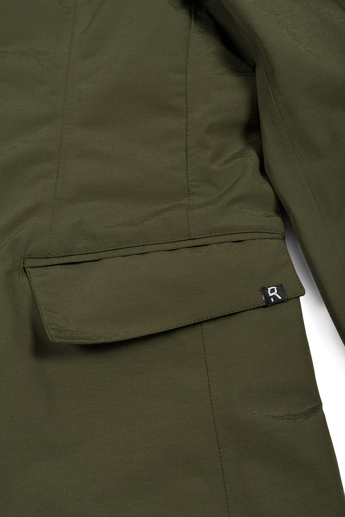Riot Division Civil Jacket RD-CJ KHAKI
