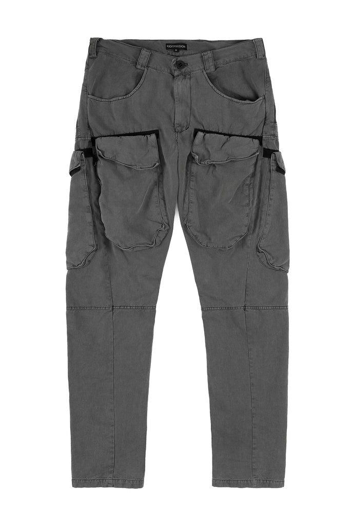 Riot Division 4 Pockets Pants RD-4PP Garment Dyed