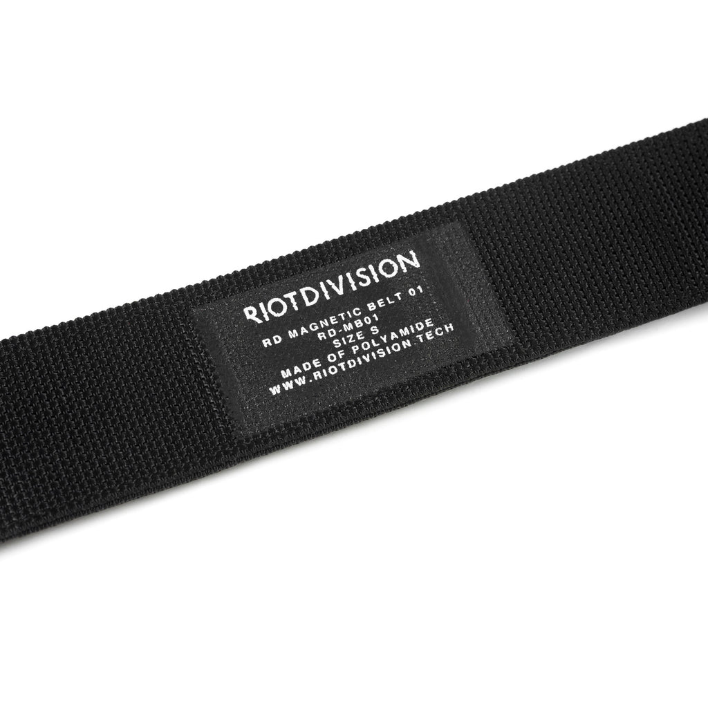 Riot Division Magnetic Belt RD-MB BLACK
