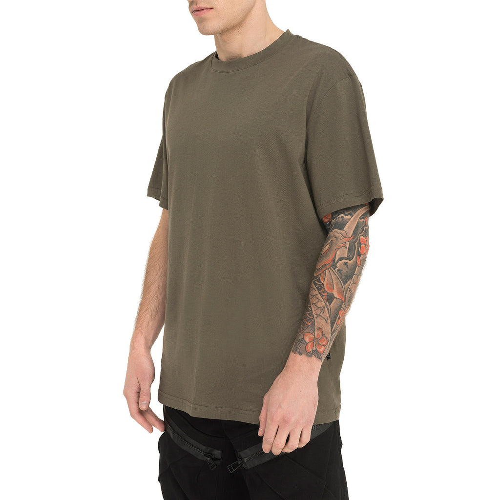 RIOTDIVISION Wide T-shirt Blank KHAKI