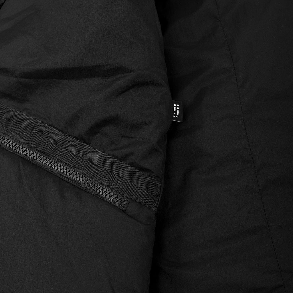 Bifurcation Down Jacket Long RD-BDJL BLACK