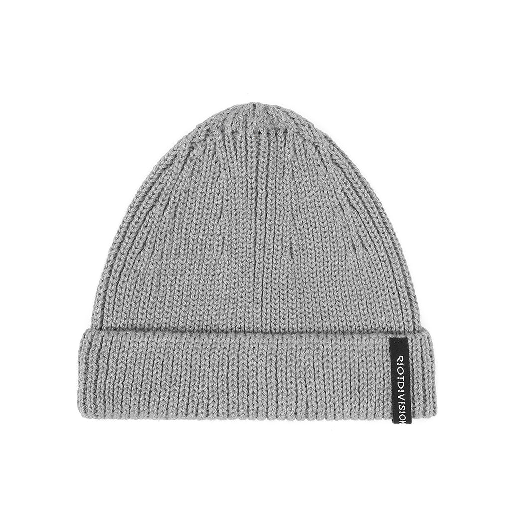 RIOTDIVISION Winter Hat Short RD-HWS20 GREY