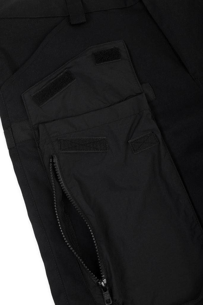 Riot Division 4 Nylon Pockets Shorts [SS19] RD-4NPS[SS19] BLACK