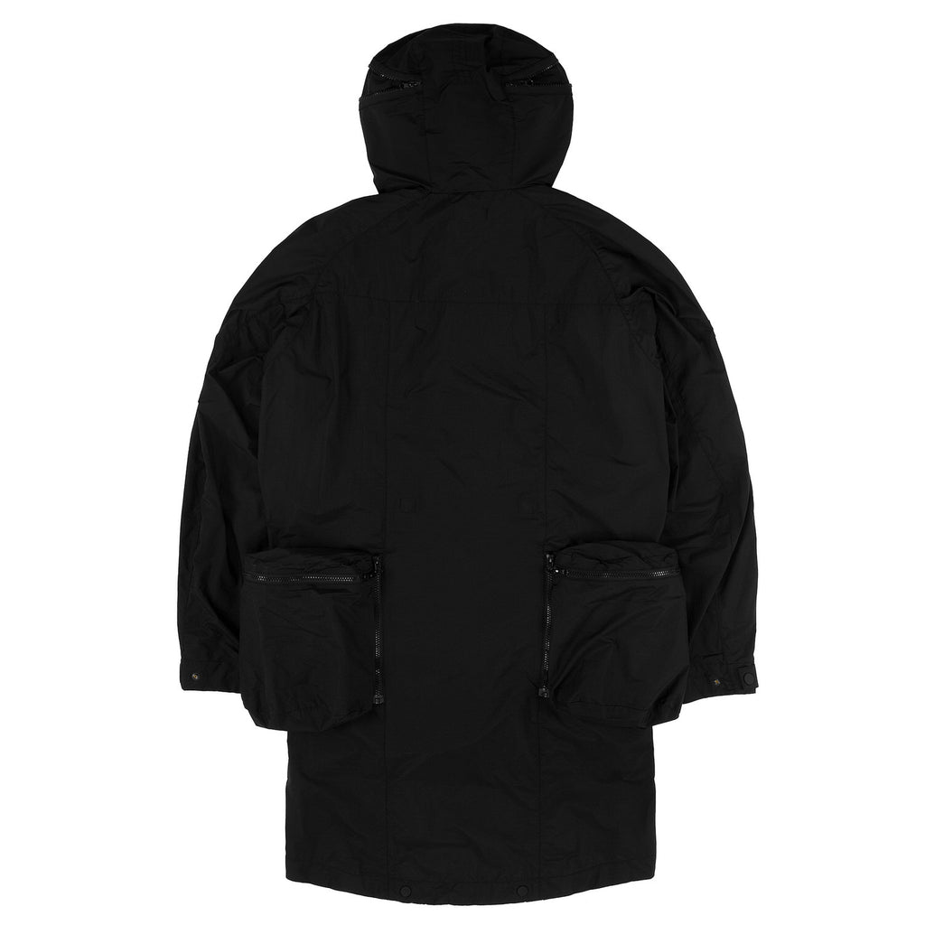 Riot Division Wrapping Parka With Symbiosis System RD-WPWSS BLACK