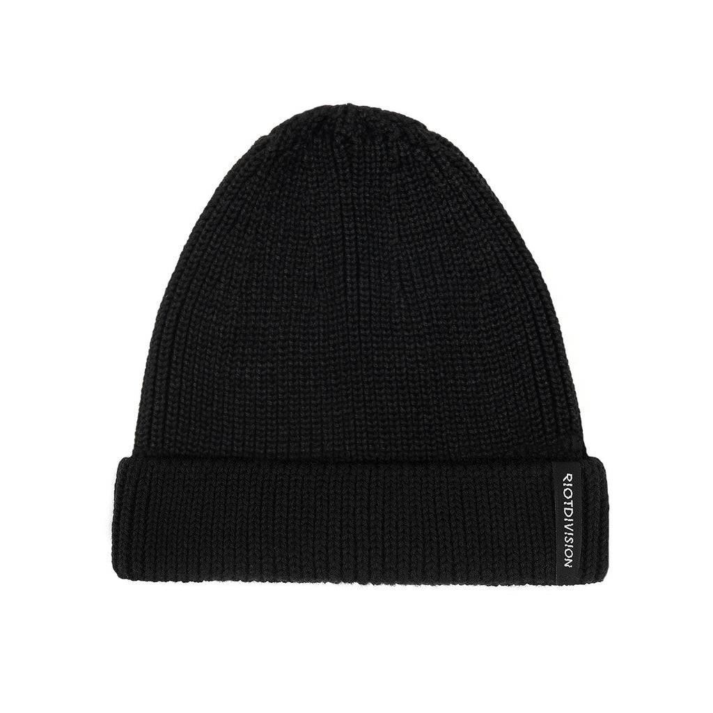 RIOTDIVISION Winter Hat RD-HW20 BLACK