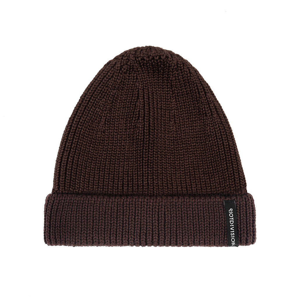 RIOTDIVISION Winter Hat RD-HW20 BROWN