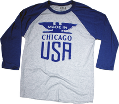 Made in Chicago Raglan