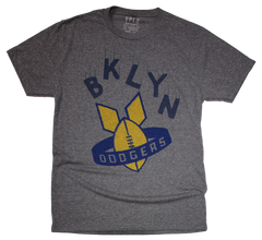 BKLYN Dodgers Football tshirt