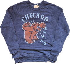 Chicago Bruins Basketball sweatshirt