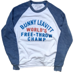 Chicago's Bunny Leavitt Free Throw Champ Sweatshirt