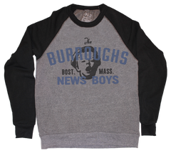 Burroughs Newsboys Boston baseball sweatshirt
