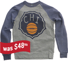 Chicago Duffy Florals Sweatshirt