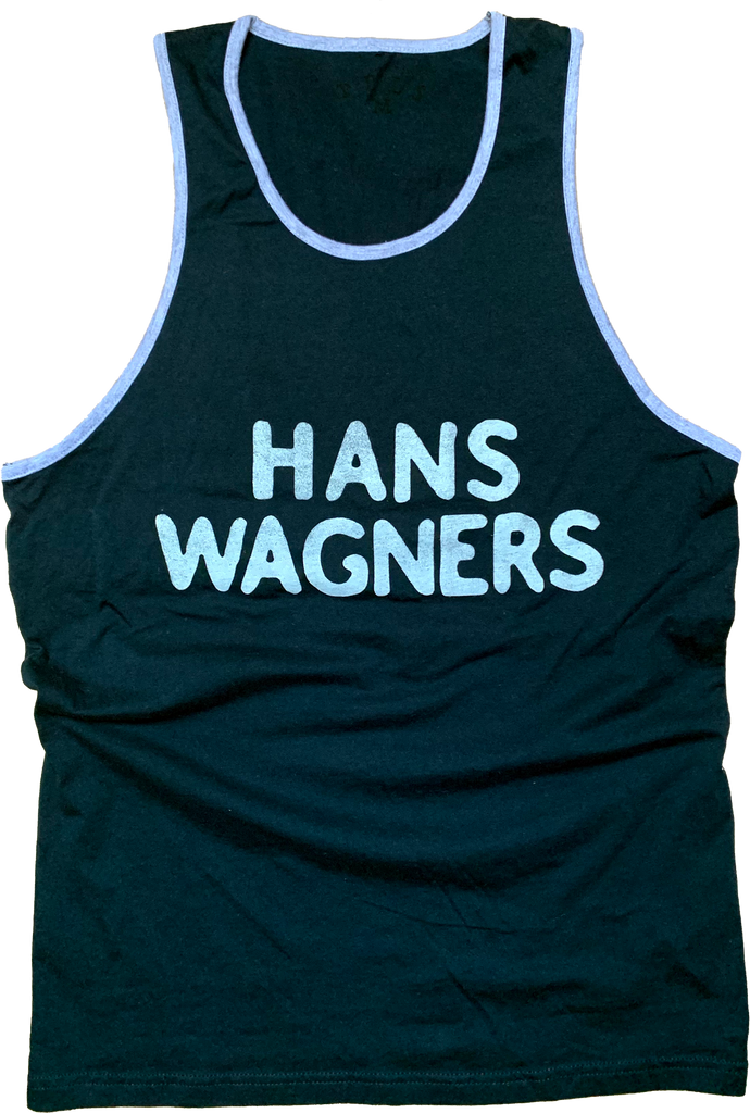 Hans Wagner Basketball Tank Top