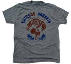 Chicago Hornets - heather grey