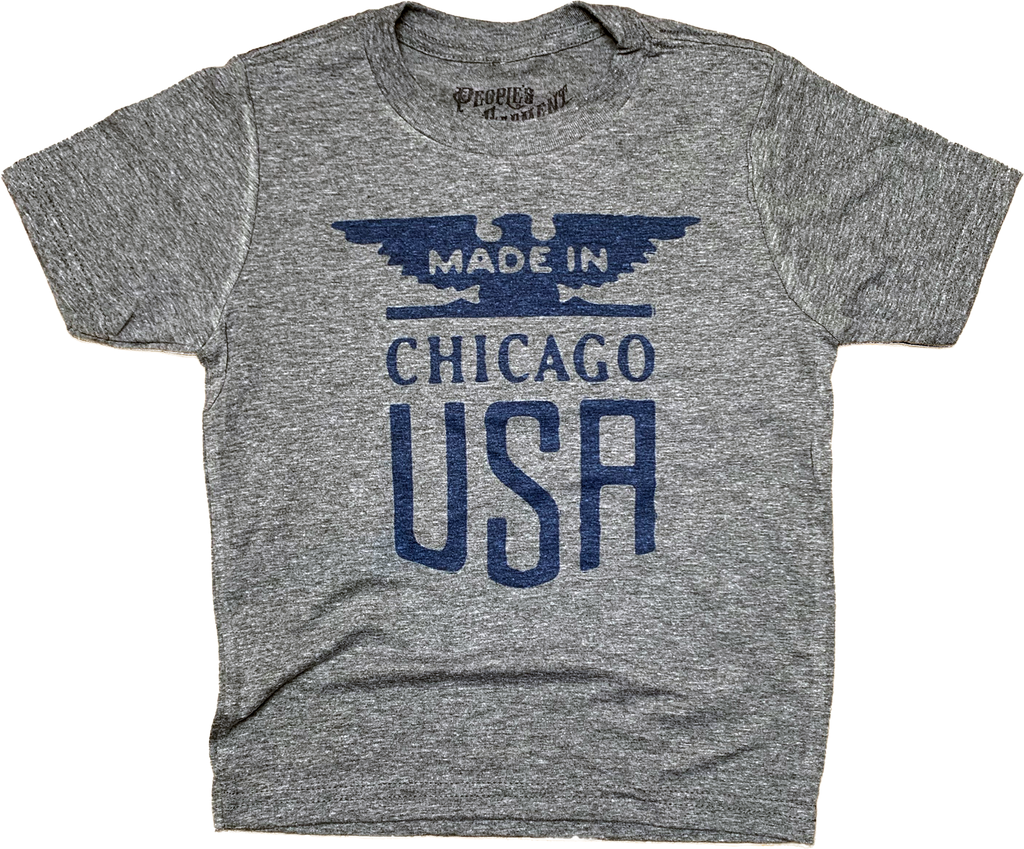 Made In Chicago Youth Tshirt