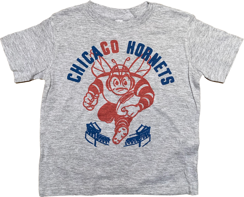 Chicago Hornets Football kids tshirt