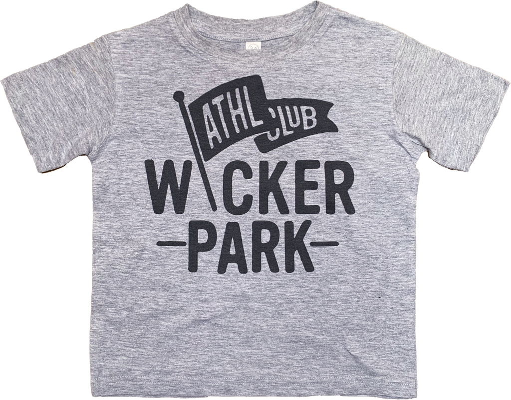 Wicker Park kids tshirt
