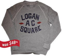 Chicago Logan Square Athletic Club Sweatshirt - 1919