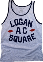 Chicago Logan Square Athletic Club Tank Top