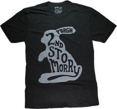 Pittsburgh Second Story Morrys basketball tshirt