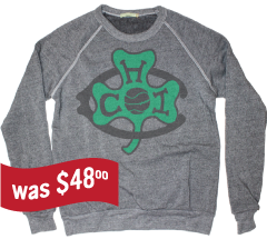 Chicago Shamrocks Basketball sweatshirt
