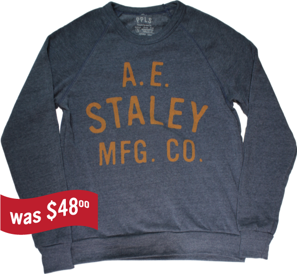 Decatur Staleys Football sweatshirt