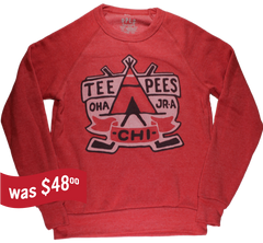 St Catharines Tee Pees sweatshirt
