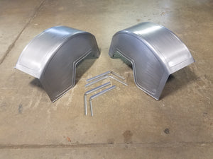 "60-66 C-10 Inner fenders for 22"" wheel"