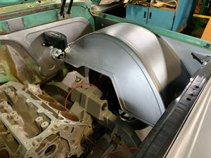 "67-72 C-10 Inner Fenders for 22"" wheels"
