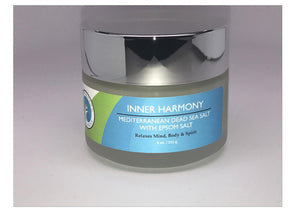 Inner Harmony Mediterranean Dead Sea Salt with Epsom Salt
