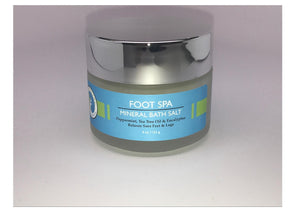 Foot Spa Mineral Bath Salt Soak