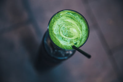 Spice Up Your CBD Intake with a CBD-Infused Green Smoothie