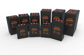 24 Volt 200 Ah Battery Kit - NARADA REXC - Deep Cycle Lead Carbon [REXC-200/24VRK]